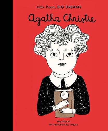 Agatha Christie - Little People, Big Dreams (Hardback)