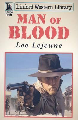 Man of Blood - Linford Western (Paperback)