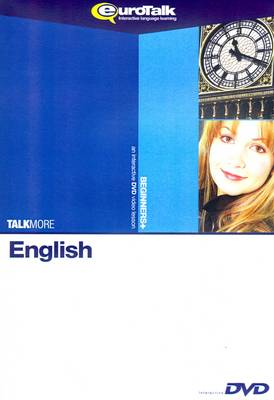 Talk More English: Interactive Video DVD Beginners+ (DVD video)