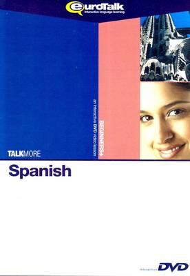 Talk More Spanish: Interactive Video DVD Beginners+ - Talk More (DVD)