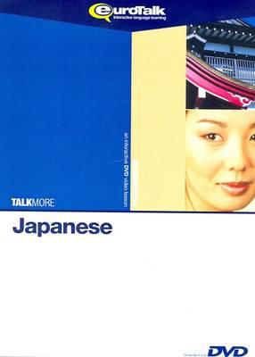 Talk More - Japanese: Interactive Video DVD Beginners+ - Talk More (DVD)