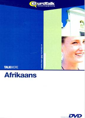 Talk More - Afrikaans: Interactive Video DVD Beginners+ - Talk More (DVD)