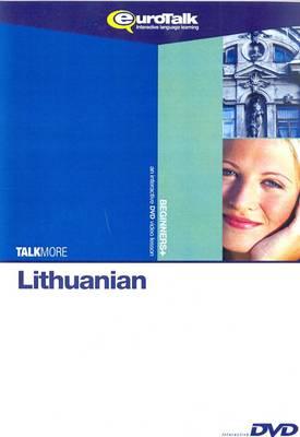 Talk More - Lithuanian: Interactive Video DVD Beginners+ - Talk More (DVD)