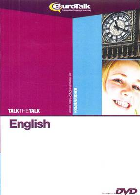Talk the Talk English - Interactive Video DVD (DVD)