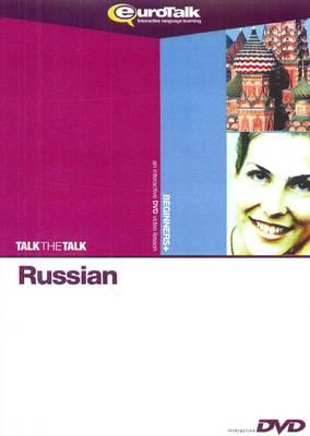 Talk the Talk Russian - Interactive Video DVD (DVD)