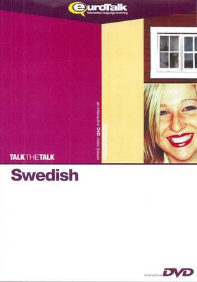 Talk the Talk Swedish - Interactive Video DVD (DVD)