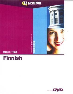 Talk the Talk Finnish - Interactive Video DVD (DVD)