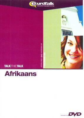 Talk the Talk Afrikaans - Interactive Video DVD (DVD)
