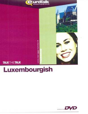 Talk the Talk Luxembourgish - Interactive Video DVD (DVD)