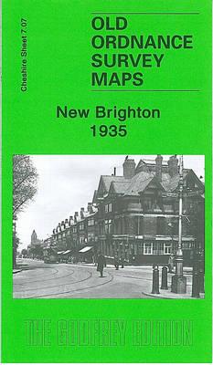 New Brighton 1935: Cheshire Sheet 7.07b - Old Ordnance Survey Maps of Cheshire (Sheet map, folded)