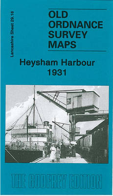 Heysham Harbour 1931: Lancashire Sheet 29.16 - Old Ordnance Survey Maps of Lancashire (Sheet map, folded)
