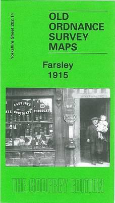 Farsley 1915: Yorkshire Sheet 202.14 - Old Ordnance Survey Maps of Yorkshire (Sheet map, folded)
