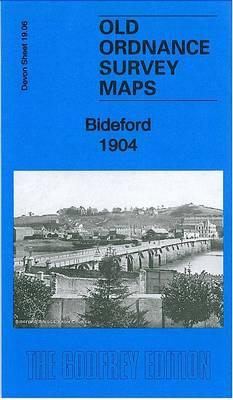 Bideford 1904: Devon Sheet 019.06 - Old Ordnance Survey Maps of Devon (Sheet map, folded)