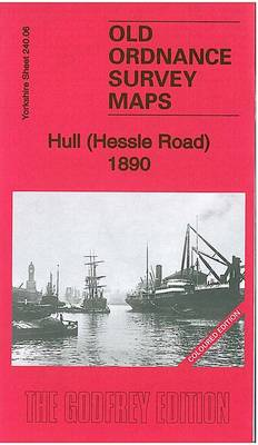 Hull (Hessle Road) 1890: Yorkshire Sheet 240.06a - Old Ordnance Survey Maps of Yorkshire (Sheet map, flat)