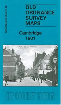 Cambridge 1901: Cambridgeshire 47.02a - Old Ordnance Survey Maps of Cambridgeshire (Sheet map, folded)