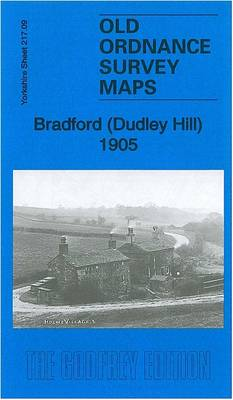 Bradford (Dudley Hill) 1905: Yorkshire Sheet 217.09 - Old Ordnance Survey Maps of Yorkshire (Sheet map, folded)