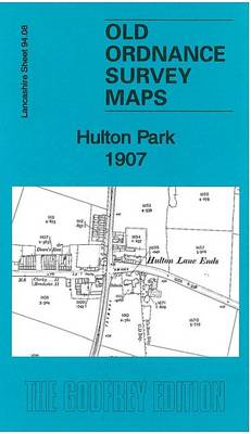 Hulton Park 1907: Lancashire Sheet 94.08 - Old Ordnance Survey Maps of Lancashire (Sheet map, folded)