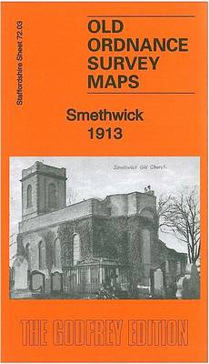 Smethwick 1913: Staffordshire Sheet 72.03 - Old Ordnance Survey Maps of Staffordshire (Sheet map, folded)
