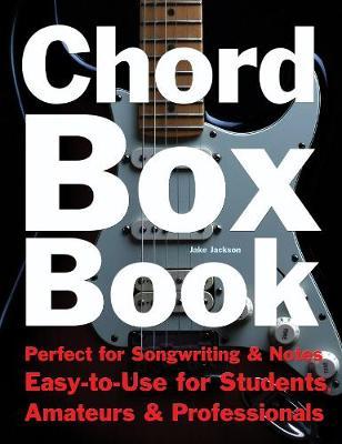 Chord Box Book - Music Tear-off Pad