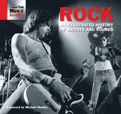 Rock: An Illustrated History Of Artists & Sounds (Paperback)