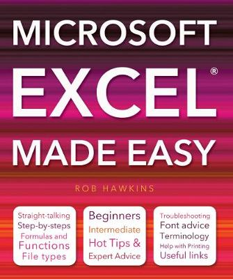 Microsoft Excel Made Easy - Made Easy (Paperback)
