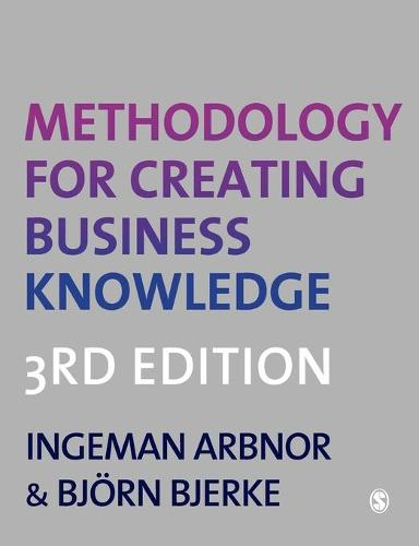 Methodology for Creating Business Knowledge (Paperback)