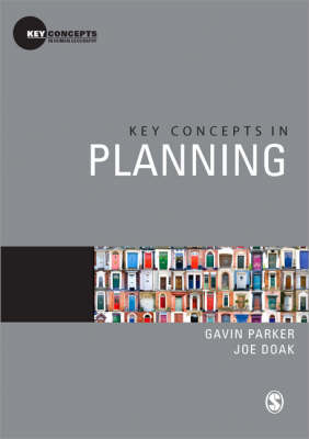 Key Concepts in Planning - Key Concepts in Human Geography (Paperback)