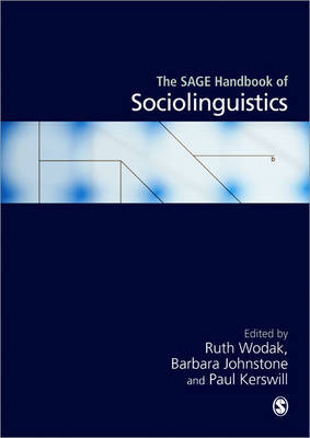The SAGE Handbook of Sociolinguistics (Hardback)