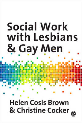 Social Work with Lesbians and Gay Men (Paperback)