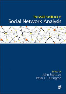 The SAGE Handbook of Social Network Analysis (Hardback)