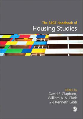 The SAGE Handbook of Housing Studies (Hardback)