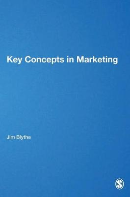 Key Concepts in Marketing - Sage Key Concepts Series (Hardback)