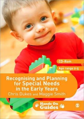 Recognising and Planning for Special Needs in the Early Years - Hands on Guides (Paperback)
