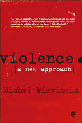 Violence: A New Approach (Paperback)