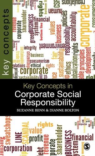 Key Concepts in Corporate Social Responsibility - Sage Key Concepts Series (Hardback)