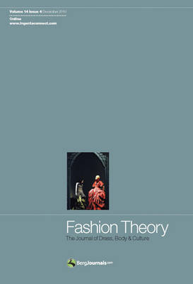 Fashion Theory: The Journal of Dress, Body and Culture - Fashion Theory v.14 (Paperback)
