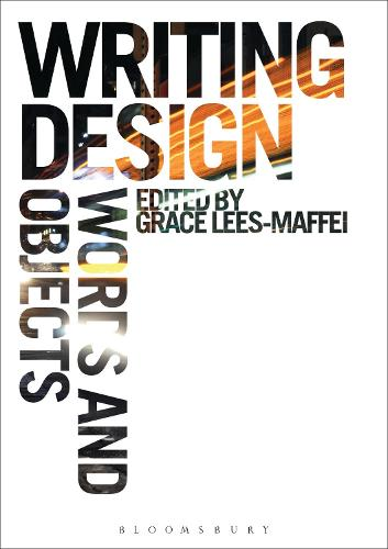 Writing Design: Words and Objects (Paperback)