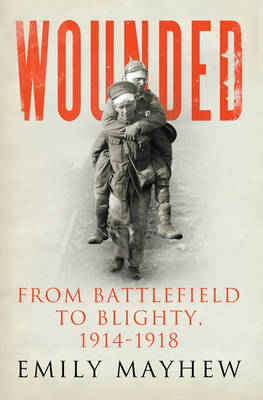 Wounded: From Battlefield to Blighty, 1914-1918 (Hardback)
