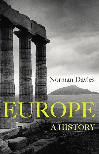 Europe: A History (Paperback)