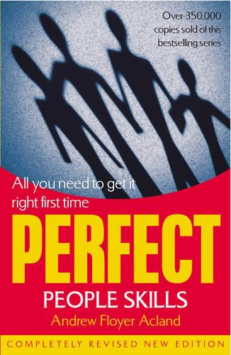 Perfect People Skills (Paperback)