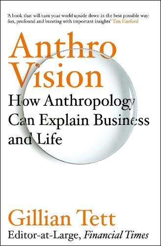 Anthro-Vision: How Anthropology Can Explain Business and Life (Hardback)