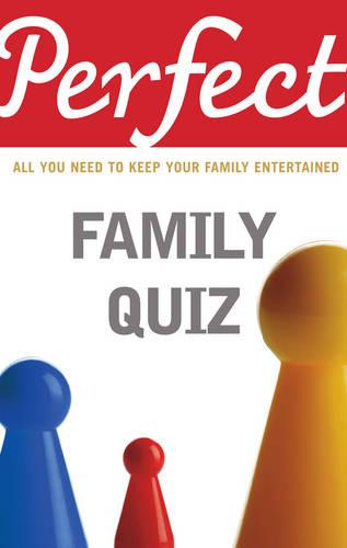 Perfect Family Quiz (Paperback)