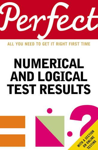 Perfect Numerical and Logical Test Results (Paperback)
