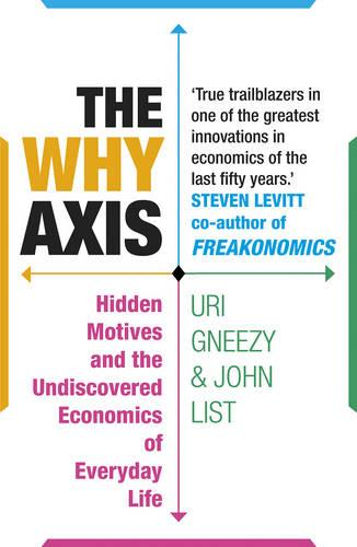 The Why Axis: Hidden Motives and the Undiscovered Economics of Everyday Life (Paperback)