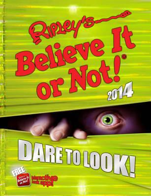Ripley's Believe It or Not! 2014 (Hardback)