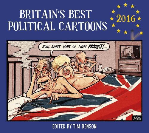 Britain's Best Political Cartoons 2016 (Paperback)