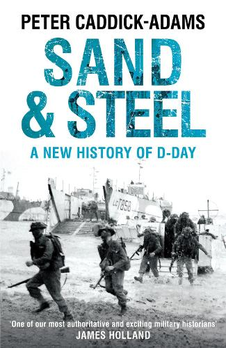 Sand and Steel: A New History of D-Day (Hardback)