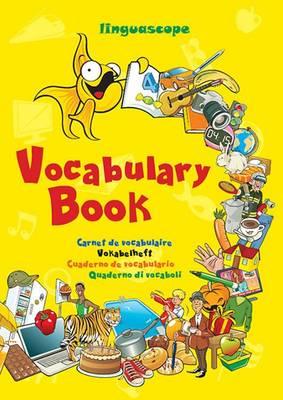Linguascope Vocabulary Book (Spiral bound)