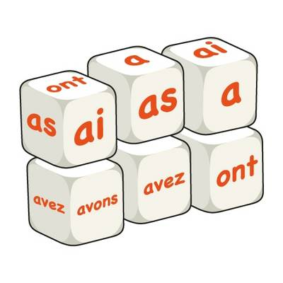 French Avoir: Word Dice