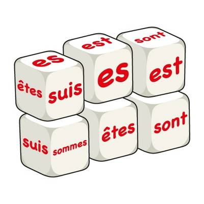 French Etre: Word Dice